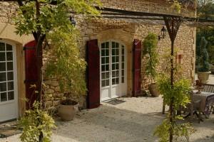Gite Les Glycines at Domaine de Pradelle in the Dordogne